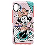 OtterBox coque Symmetry antichoc, fine et élégante pour Apple iPhone Xs Max - Rad Minnie