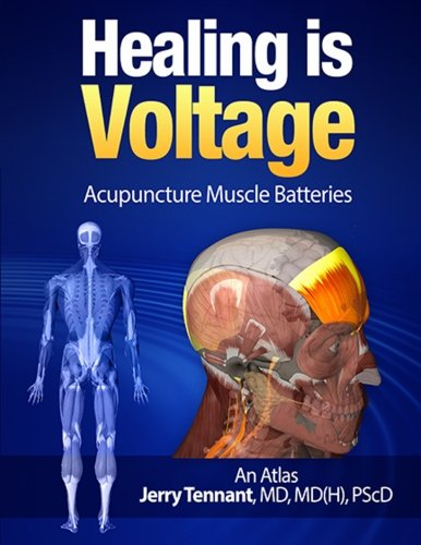Healing is Voltage: Acupuncture Muscle Batteries