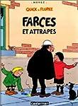 Quick et Flupke, tome 10 : Farces et...