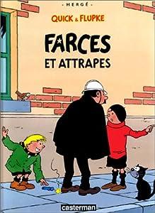 """Afficher """"Quick et Flupke n° 10 Farces et attrapes"""""""