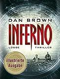 Buch - Cover Inferno: Illustrierte Ausgabe. Robert Langdon, Bd. 4 - Dan Brown - Bastei Lübbe (Lübbe Hardcover)