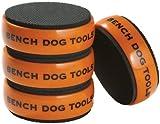 "Benchdog 989466 Bench CookieTM Work Grippers 4pk 3"" x 1"""