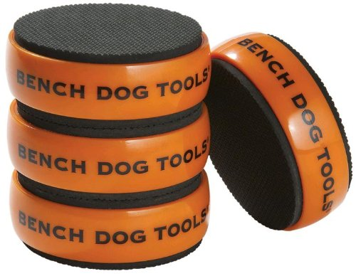 "Benchdog 989466 Bench Cookie Werkstückstopper, 4 Stk. 3"" x 1\"""