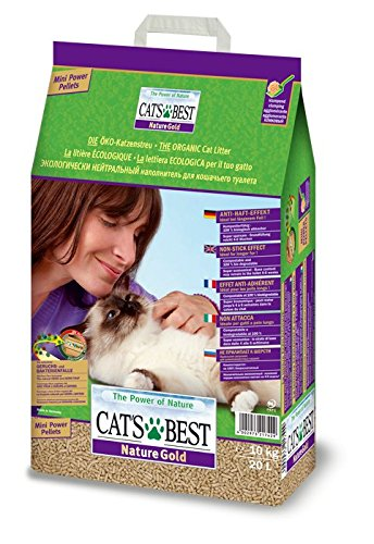 Cat 's Best Nature Gold Katzenstreu 20 L