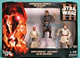 Hasbro Star Wars Revenge of the Sith Jedi Knights Episode III Commemorative Collection