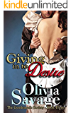 Giving in to Desire (The Gentlemen's Society Book 3) (English Edition)