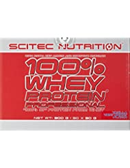 Scitec Nutrition Whey Protein Professional Rote Box Vanilla Verry Berry, 1er Pack (1 x 900 g)