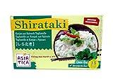 Asiatica - Shirataki Konjak Tagliatelle Spinat - 300g / ATG 200g