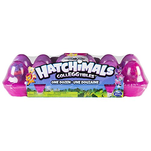 Spin Master Hatchimals CollEGGtibels Eierkarton 12 pieza