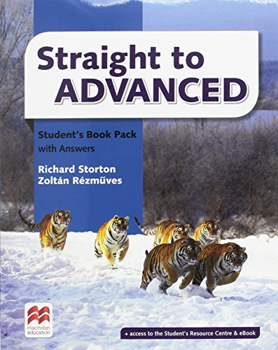 STRAIGHT TO ADVANCED STUDENT S BOOK WITH ANSWERS PACK