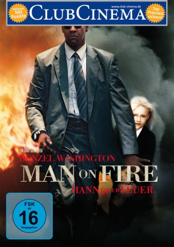Paramount Home Entertainment Man on Fire - Mann unter Feuer