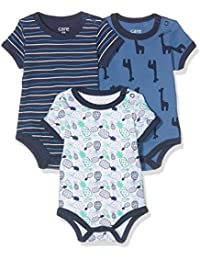 Care - Body Bébé - Lot de 3 - Garçon