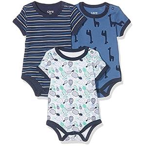 Care-Body-Beb-Nios-pack-de-3-o-pack-de-6-Multicolor-Dunkel-Blau-104