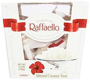 Ferrero Raffaello, 15 Count (Pack of 6)
