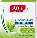 Aok Klärende Nachtpflege mit weißem Tee, 50 ml
