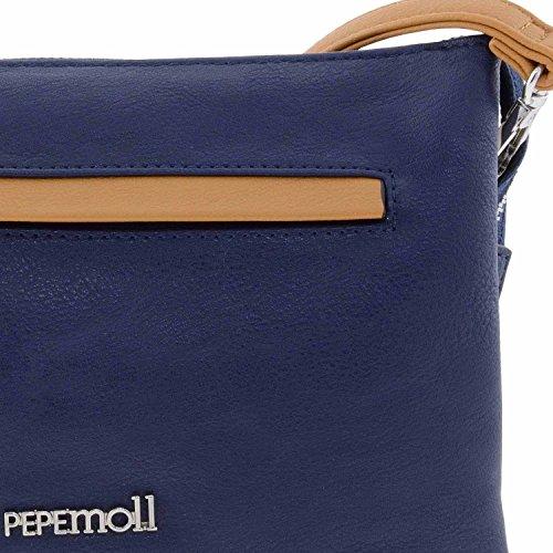 Multibosillos sac à bandoulière Bleu