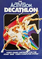 The Activision Decathlon - Atari 2600 (PAL)