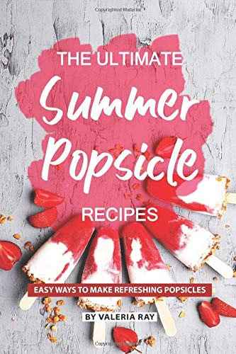Frozen Pop Mold-sticks (The Ultimate Summer Popsicle Recipes: Easy Ways to Make Refreshing Popsicles)