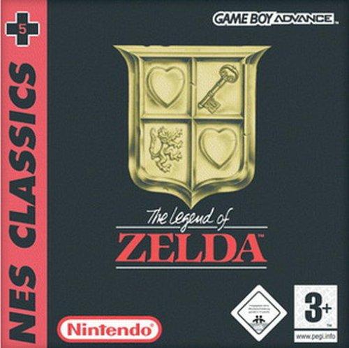 The Legend of Zelda [NES Classics] (Gameboy Mario Advance Classic Sp)