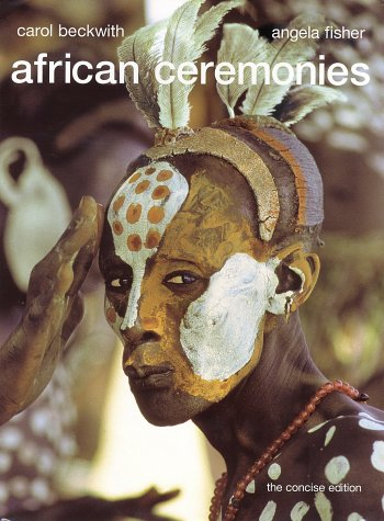 African ceremonies: including audio CD