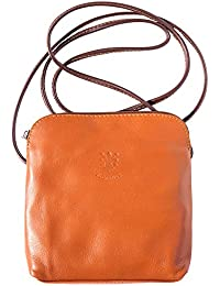 FLORENCE LEATHER MARKET Tracollina unisex in pelle 8609