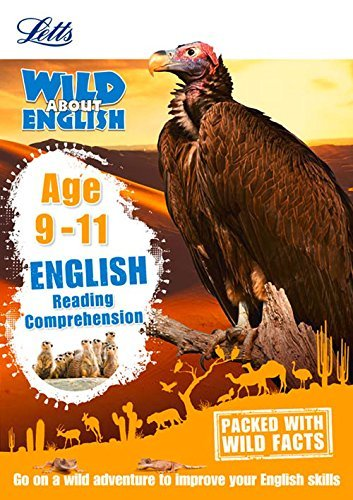 English - Reading Comprehension Age 9-11 (Letts Wild About) by Rachel Grant (19-Dec-2014) Paperback