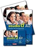 Studio D A2 (Set of 3 Books + CD)