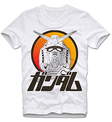 T Shirt Gundam Mobile Suit Sci Fi Anime Manga Science Fiction Retro Vintage Seed S