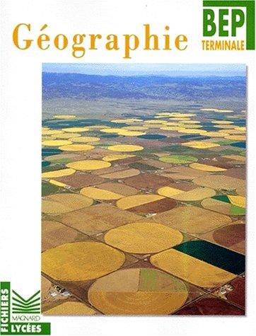Fichier histoire-géographie BEP