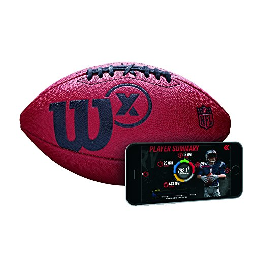 Wilson X Connected Football - Official