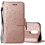 Mobile Phone Leather Cases For LG K4 (2017) (EU Version)