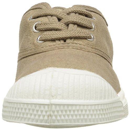 Bensimon Unisex-Kinder E15004c158 Sneaker Beige - Beige (118 Beige)