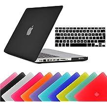 "Eagle® Mate Carcasa rígida carcasa para funda de fijación + Juego Keyboard Skin para negro Macbook Pro 15"" with Retina Display (Model A1398)"