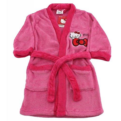 Hello Kitty - Albornoz, color rosa
