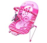La Di Da Toys 5800.30 Baby Bouncer Pink Butterfly