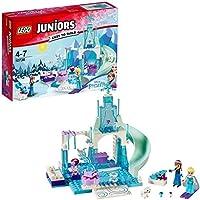 Lego Juniors - L'aire de jeu d'Anna et Elsa - 10736 - Jeu de Construction