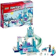 LEGO Juniors Zona de juegos invernal de Anna y Elsa (10736)