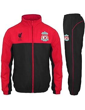 Liverpool FC - Chándal oficial para niño - Chaqueta y pantalón largos