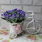 life up k nstliche blumen im topf lavendel kunstblume deko mit blumentopf holz h ngend. Black Bedroom Furniture Sets. Home Design Ideas