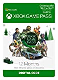Xbox Game Pass | 12 Month Membership | Xbox One - Download Code