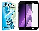 SDTEK Verre Trempé pour Samsung Galaxy A5 2017 Couverture Complète Protection...