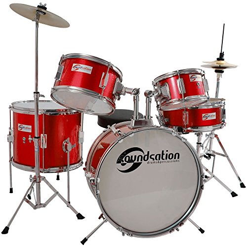 soundsation-junior-drum-set-5-pcs