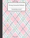 Primary Composition Notebook: Wintertime School Girls Winter Fun |Grades K-2 | Handwriting Practice...