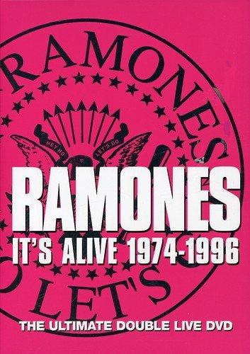 Ramones - It's Alive [2 DVDs] (Ramones Videos)