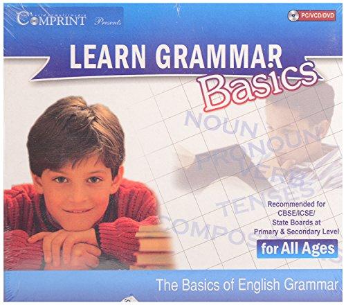 LEARN GRAMMAR BASICS CD - EDUCATIONAL CD