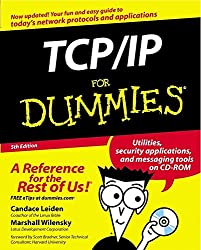 [(TCP/IP For Dummies)] [By (author) Marshall Wilensky ] published on (January, 2003)