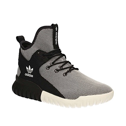 Negro Preto Núcleo Adidas Cristal Originais X 2017 Branco Núcleo Sapatos Tubular tAxpOwf
