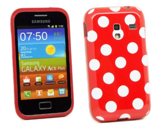 kit-me-out-tpu-gel-hulle-fur-samsung-galaxy-ace-plus-s7500-rot-weiss-punkte