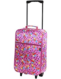 6bd2718869 Slimbridge Barcelona Ultra Light 0.95 kg Travel Carry On Cabin Hand Luggage  Kids Suitcase with 2 Wheels