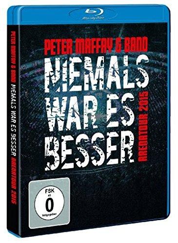 Peter Maffay – Niemals war es besser [Blu-ray]